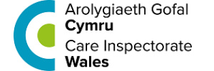 Care Inspectorate Wales Logo